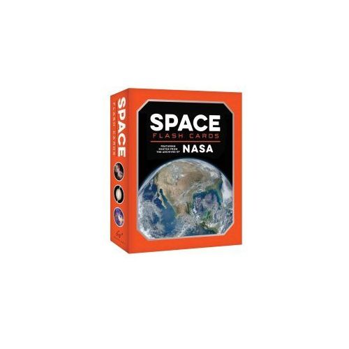 Space Flash Cards: Featuring Photos from the Archives of NASA