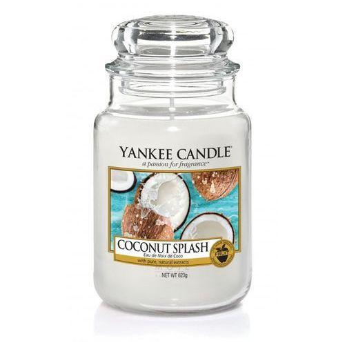 Yankee home Świeca yankee słoik duży coconut splash - ysdcs (5038581033686)