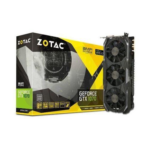 Zotac GeForce GTX 1070 AMP Extreme 8GB DDR5 256bit, kup u jednego z partnerów