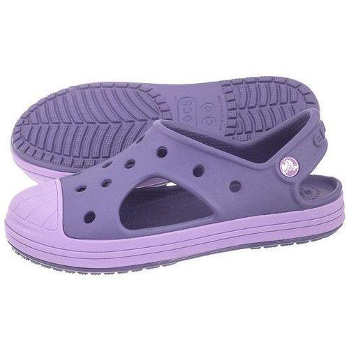 Crocs Sandałki bump it sandal blue violet 202610-5n4 (cr94-c)