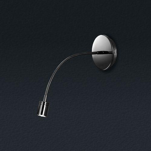 Kinkiet Zuma Line Simple 1390 lampa oprawa ścienna 1x3W LED chrom >>> RABATUJEMY do 20% KAŻDE zamówienie (2011002729156)