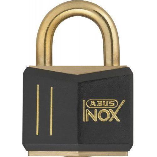 Kłódka mosiężna ABUS 718/30 Triples B 3 na 1 klucz! (4003318450204)