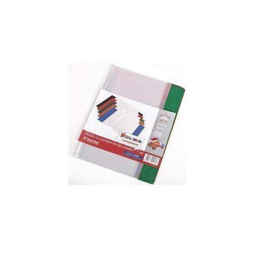 Okładki na podręczniki wesoła szkoła oz-17 (7szt) marki Panta plast