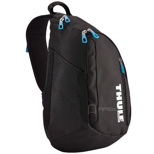 "Thule crossover sling pack 17l plecak na jedno ramię na laptopa 13"" / black (0085854231398)"