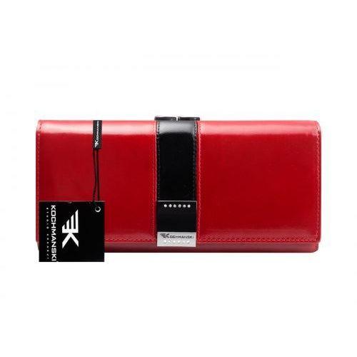 Kochmanski studio kreacji® Kochmanski portfel damski skórzany 1703 (9999001039052)