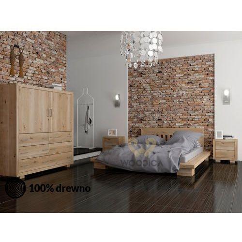 Łóżko dębowe Cerasus 02 200x200