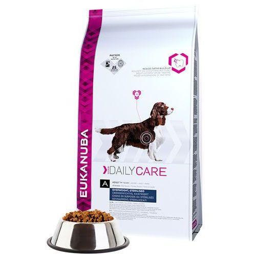 Eukanuba Daily Care Overweight&Sterilised 2x12.5kg DWU-PAK, 3283