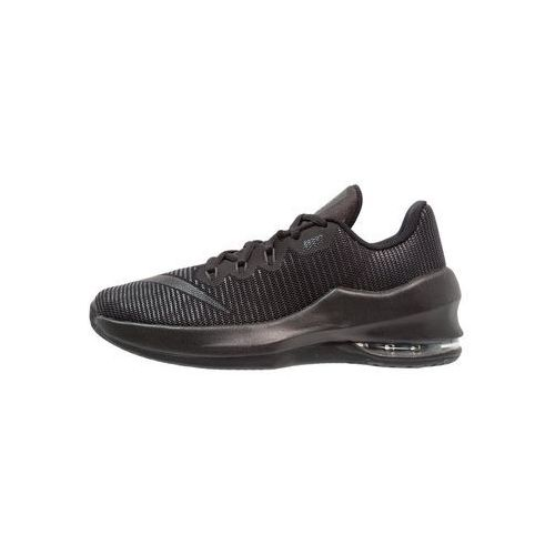Nike Performance AIR MAX INFURIATE II Obuwie do koszykówki black/anthracite/metallic dark grey