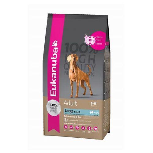 Eukanuba  adult large breed rich in lamb & rice 2,5kg