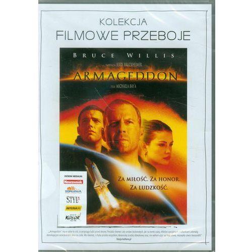 Film CDP.PL Armageddon (Kolekcja Filmowe Przeboje) z kategorii Filmy przygodowe