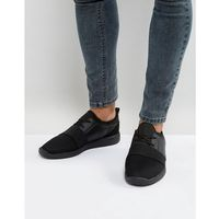 Brave Soul Trainers In Black - Black