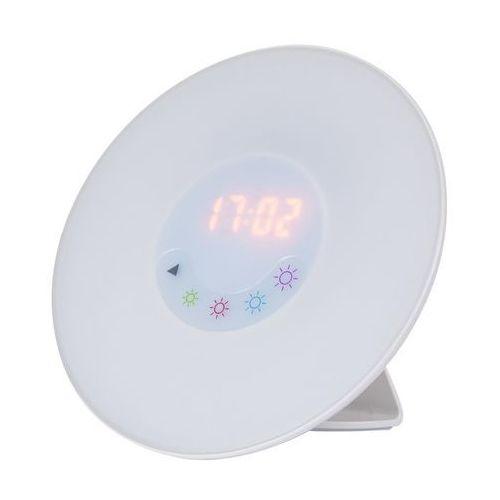 Rabalux Lampa z zegarem penelope 1x1,8w led 1x2,7w rgb led biały 4423