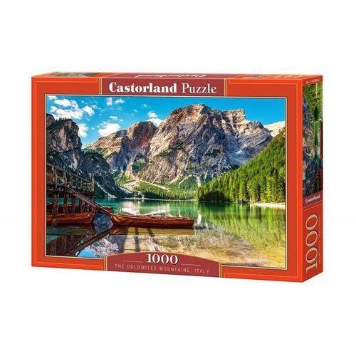 Puzzle 1000 The Dolomites Mountains, Italy - Castor OD 24,99zł DARMOWA DOSTAWA KIOSK RUCHU, 1_626686