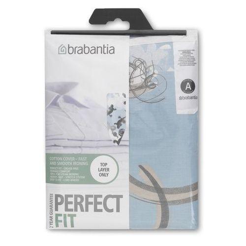 Brabantia - Pokrowiec na deskę do prasowania 110 x 30cm - pianka 2mm - Gecko (akcesoria do prasowania)