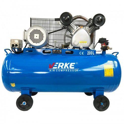 Kompresor sprężarka 200l 600l/min 400V VERKE