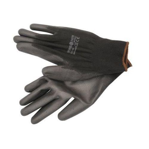 Vorel Rękawice robocze 74079 czarny (rozmiar 9) (5906083740794)