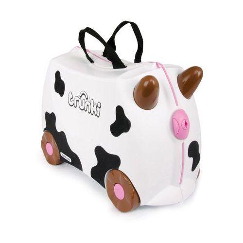 walizeczka jeżdżąca krowa frieda darmowy odbiór w 20 miastach! wyprodukowany przez Trunki