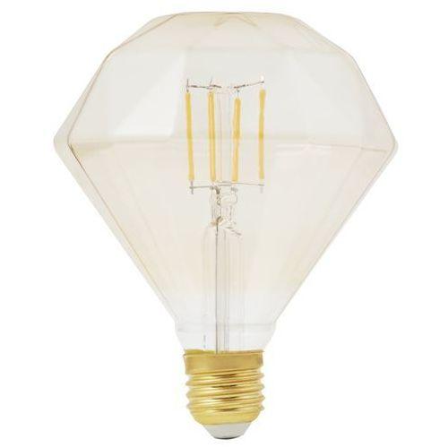 Żarówka dekoracyjna LED Diall Diament E27 6 W 470 lm przezroczysta barwa ciepła