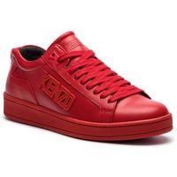 Kenzo Sneakersy - f865sn127l50 rouge moyen 21