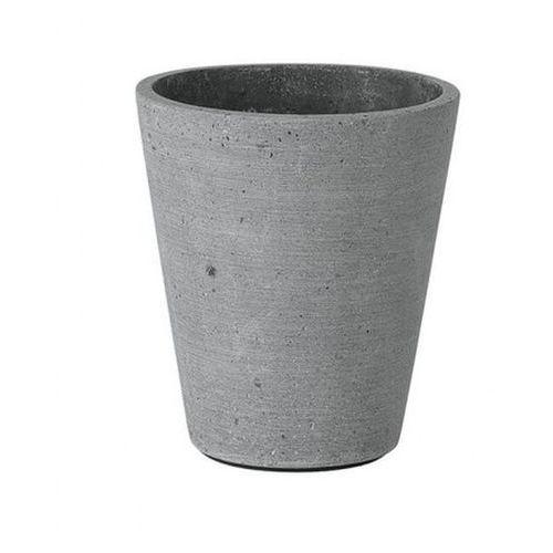 Doniczka coluna ciemnoszara 12 cm marki Blomus