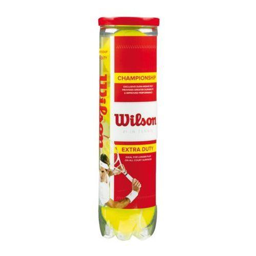 Wilson Championship Extra Duty - 4 szt.