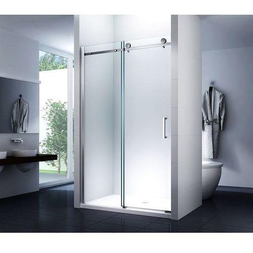 Drzwi prysznicowe, wnękowe rozsuwane Nixon Rea 150 CM Lewe