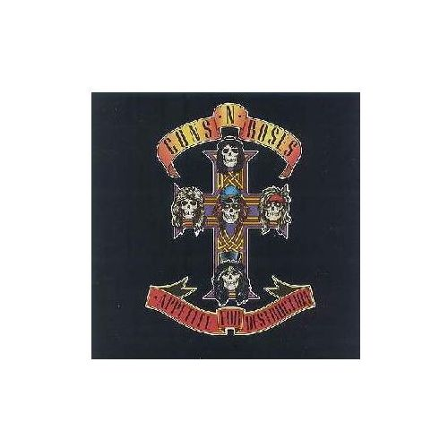 Appetite for destruction - guns n' roses (płyta cd) marki Universal music / geffen