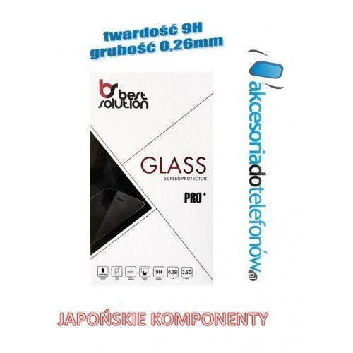 szkło hartowane 9h samsung galaxy j5 od producenta Best solution