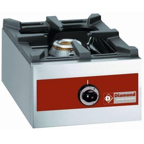 Nastolny gazowy trzon kuchenny - 1 palnik
