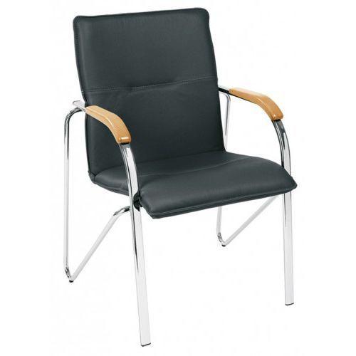 Nowy styl Krzesło samba - do poczekalni i sal konferencyjnych, konferencyjne, na nogach, stacjonarne