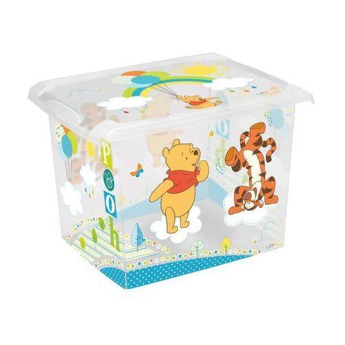 Pojemnik fashion-box WINNIE THE POOH 20 L 39 x 29 x 27 cm OKT (4052396018875)