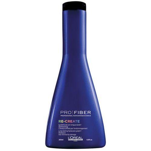 Loréal professionnel L'oréal professionnel pro fiber re-create shampoo 250ml
