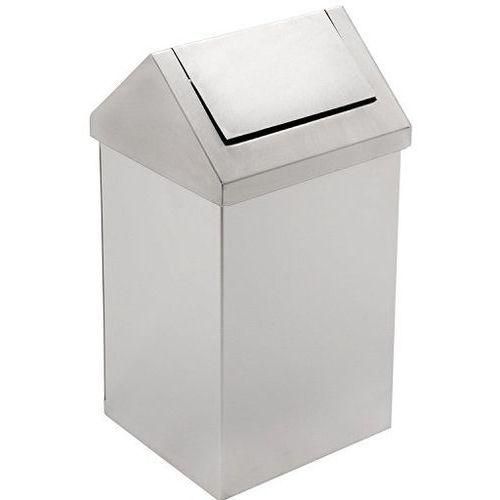 Kosz na śmieci z pokrywą | 36l | 295x295(h)550mm marki Xxlselect