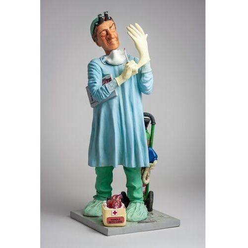 Guillermo forchino Duża figurka chirurg - guilermo forchino (fo85548)