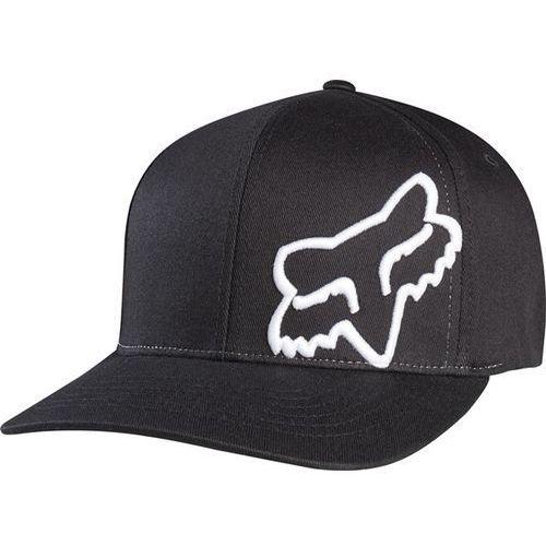 czapka z daszkiem FOX - Flex 45 Flexfit Hat Blk/Wht (018) rozmiar: XS/S