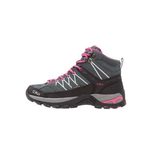 CMP RIGEL WP Buty trekkingowe grey/fuxia/ice z kategorii trekking i nordic walking