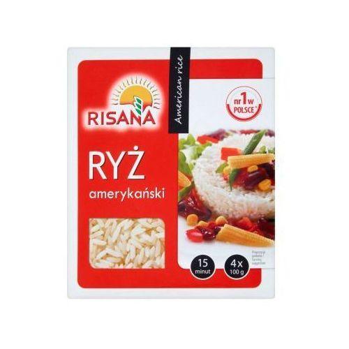 Ryż amerykański Risana 4x100 g (5902180030103)