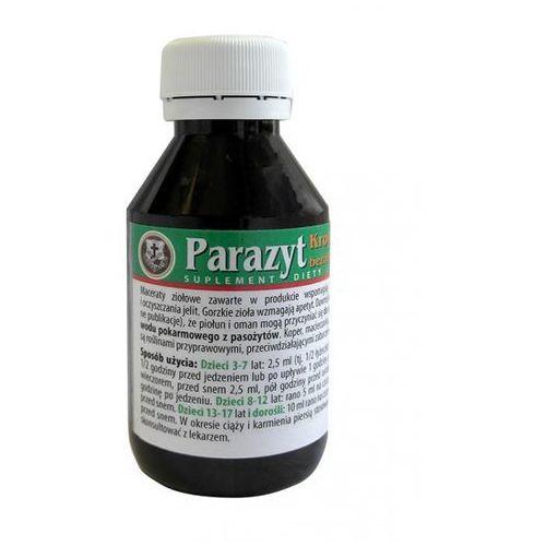 PARAZYT - Krople bezalkoholowe. Zdrowy i czysty przewód pokarmowy DARMOWA DOSTAWA OD 65 ZŁ (5901691470521)