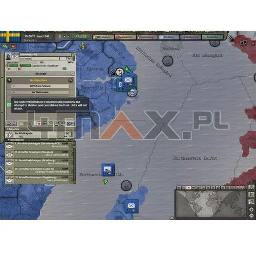 OKAZJA - Hearts of Iron 3 (PC)