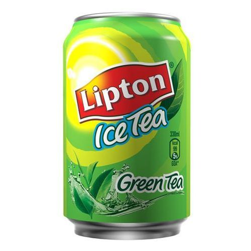 Napój niegazowany lipton ice tea original green 330 ml od producenta Pepsi