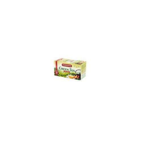 TEEKANNE Herbata zielona - opuncja, 20 torebek