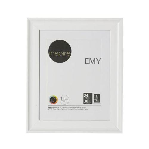 Inspire Ramka na zdjęcia emy 24 x 30 cm biała (3276000396888)