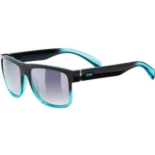 lgl 21 okulary rowerowe niebieski/czarny 2018 okulary przeciwsłoneczne marki Uvex