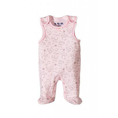 Śpiochy niemowlęce 100% bawełna 5w3508 marki 5.10.15.