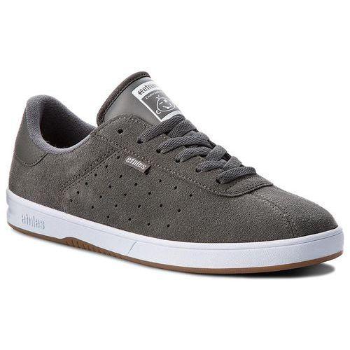 Sneakersy ETNIES - The Scam 4101000462 Grey/White/Gum 380, 1 rozmiar