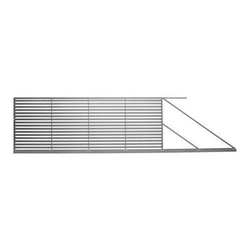 Brama przesuwna Polbram Steel Group Brava 400 x 150 cm prawa, WGBRP-T000458