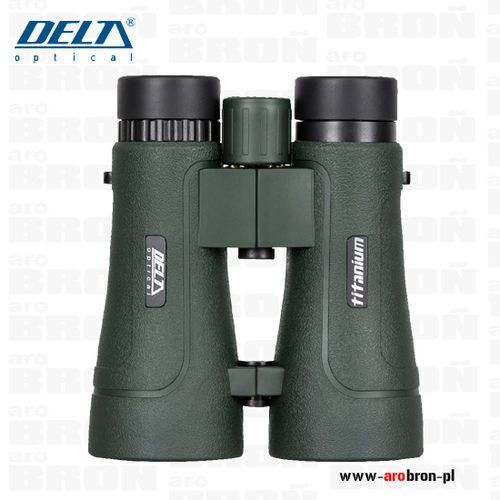 OKAZJA - Delta optical Lornetka  titanium 12x56 roh - gwarancja 10 lat
