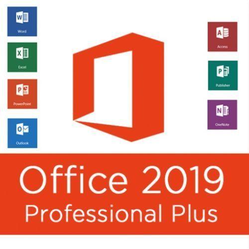Office Professional Plus 2019 MAK/Wersja PL/Klucz elektroniczny/Szybka wysyłka/F-VAT 23% (2000000846453)