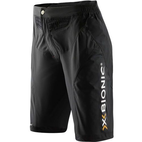 X-bionic mountain bike spodnie rowerowe kobiety czarny xl 2017 spodenki rowerowe