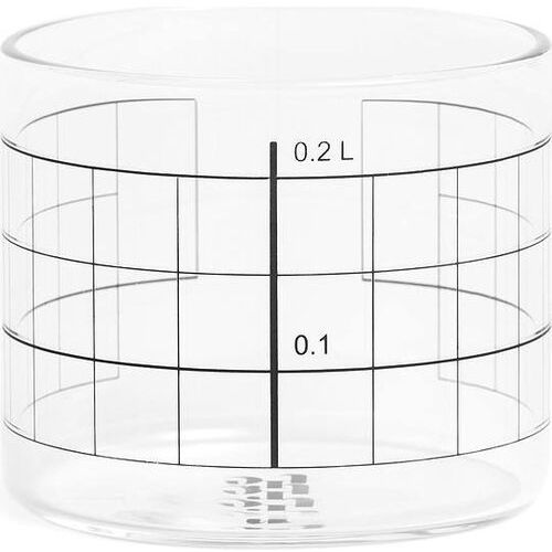 Szklanki 0,2 l w komplecie 4 szt. tre Double Lines